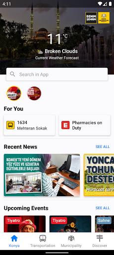 Konya City Guide modavailable screenshots 1