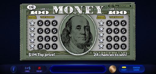 Vegas Lottery Scratchers  screenshots 3