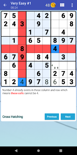 Sudoku Free - Classic Brain Puzzle Game  screenshots 2