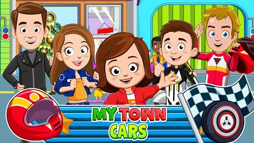 My Town: Car Garage. Wash & Fix kids Car Game Free 1.09 screenshots 1
