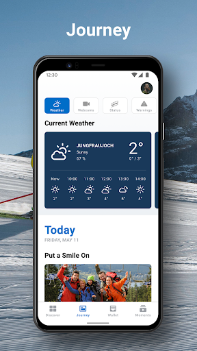 Jungfrau Screenshot 2