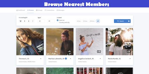 Spotlight - 100% Free Dating App & Site  screenshots 9