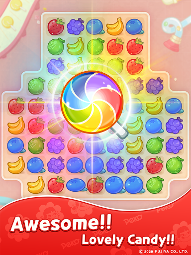 PEKO POP : Match 3 Puzzle 1.2.12 screenshots 9
