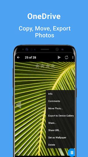 Download APK: SkyFolio – OneDrive Photos, Uploads and Slideshows v3.1.4 [Paid]