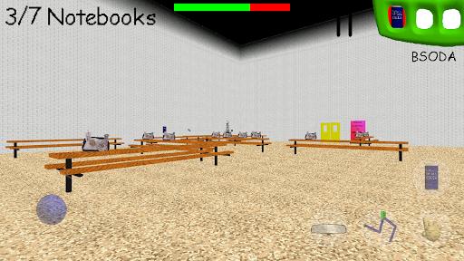 Baldi's Basics Classic  screenshots 4