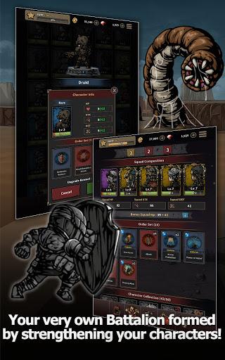 Titan Slayer: Roguelike Strategy Card Game 1.1.1 screenshots 4