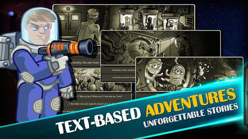 Space Raiders RPG  screenshots 3