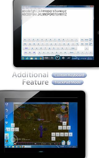 avstreamer - remote desktop hd screenshot 3