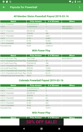 CA Lottery Results For PC Windows (7, 8, 10, 10X) & Mac Computer Image Number- 21