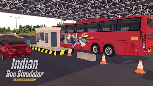 Indian Bus Simulator  screenshots 7