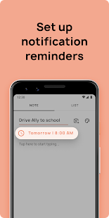 Memoire — Notes, Lists & Reminders