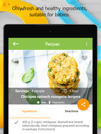 Baby Led Weaning - Guide & Recipes 2.6 Screenshots 13
