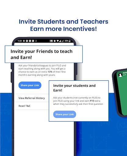 Filo Tutor: Teach Students  & Earn Money Online android2mod screenshots 6