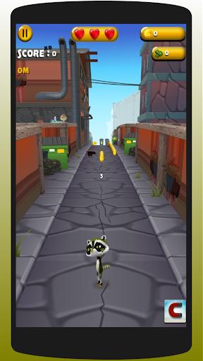 cat runner screenshot 2