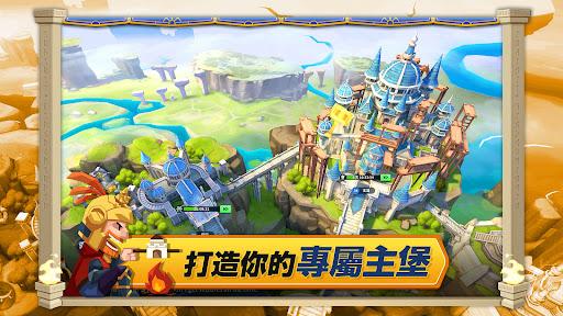 u7121u76e1u57ceu6230-Infinity Kingdom  screenshots 2
