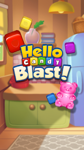 Hello Candy Blast : For Pc Or Laptop Windows(7,8,10) & Mac Free Download 1