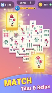 Mahjong Tours: Free Puzzles Matching Game 1