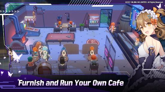 Hack Game Girl Cafe Gun apk free