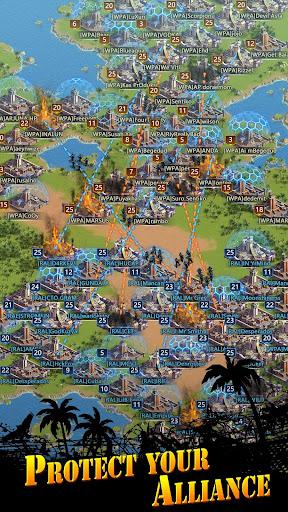 War Paradise: Lost Z Empire 0.0.22 screenshots 4