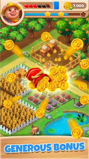 Solitaire Tripeaks - Farm Story apktreat screenshots 2