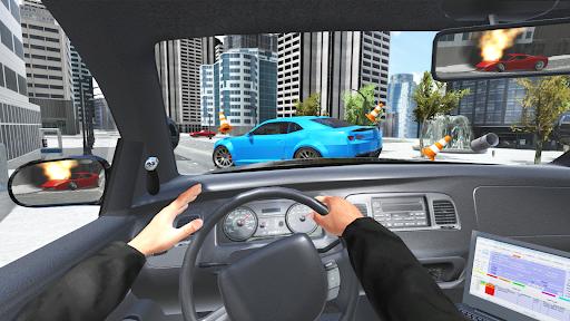 Police Car Drift Simulator 3.02 screenshots 5