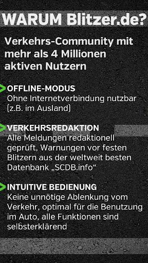 Blitzer.de apktram screenshots 5