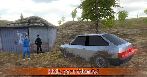 Driving simulator VAZ 2108 SE 1.25 Screenshots 18