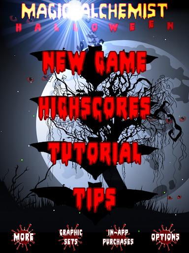 Magic Alchemist Halloween apkdebit screenshots 10