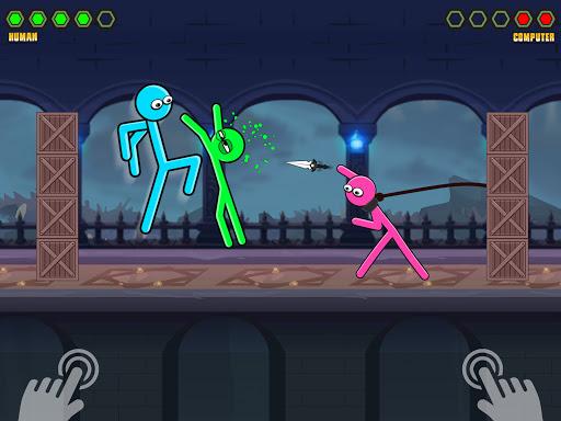 Stickman Boxing Duelist Fight: Death Punch  screenshots 2