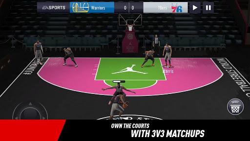 NBA LIVE Mobile Basketball 4.4.30 screenshots 4