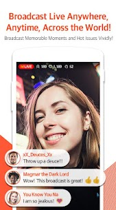 Mobizen Live Stream for YouTube – live streaming 1.2.13.1 Android Mod APK 1