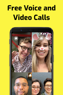 Snap Messenger – Chat with friends 2
