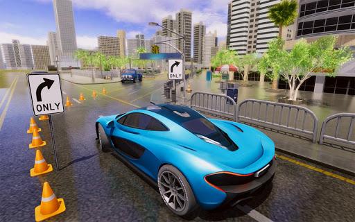 Télécharger Gratuit Driving School 2019 - Car Driving Simulator mod apk screenshots 2