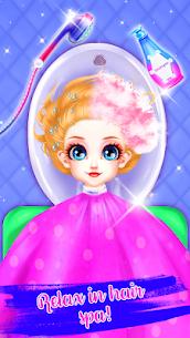 Little Princess Bella Girl Braid Hair Beauty Salon 8