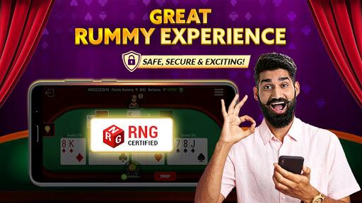 Junglee Rummy : Play Indian Rummy Card Game Online screenshots 5
