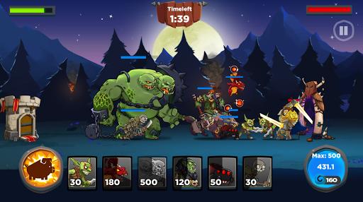 Castle Kingdom: Crush in Strategy Game Free 2.10 screenshots 5