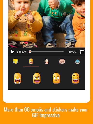 GIF Maker - Video to GIF, GIF Editor 1.4.0 Screenshots 16