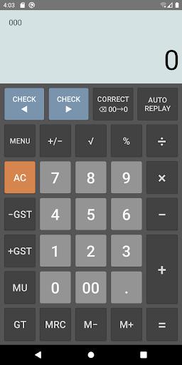 CITIZEN Calculator  screenshots 1