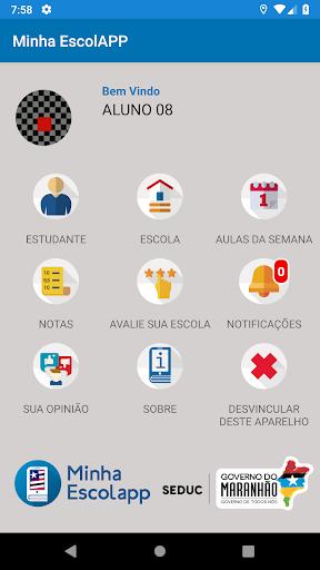 Minha EscolApp 0.38 Screenshots 2