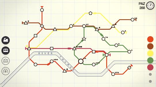 Mini Metro Apk – Mini Metro v2.48.0 MOD APK – TÜM KİLİTLER AÇIK **FULL 2021** 2