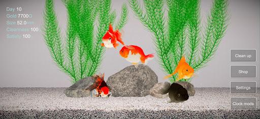 Goldfish 3D - Relaxing Aquarium Fish Tank  screenshots 2