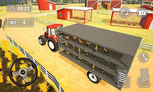 Farming Simulation Modern 22 Tractor 1.0.6 screenshots 3