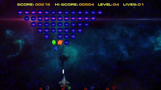 Space Wars apkpoly screenshots 2