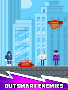 The Superhero League MOD APK 1.4.1 (Ads Free) 12