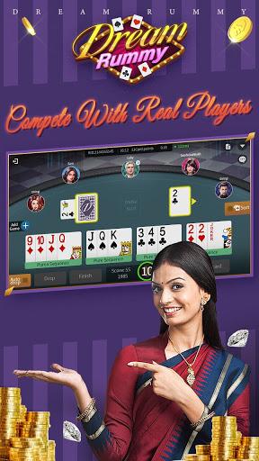 Dream Rummy - Online Indian Rummy Card Game 1.39 screenshots 1