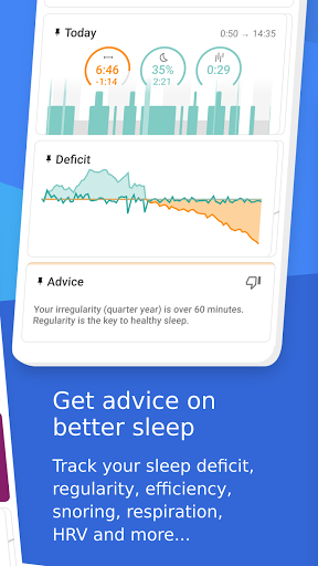 Sleep as Android 💤 Sleep cycle smart alarm screen 2