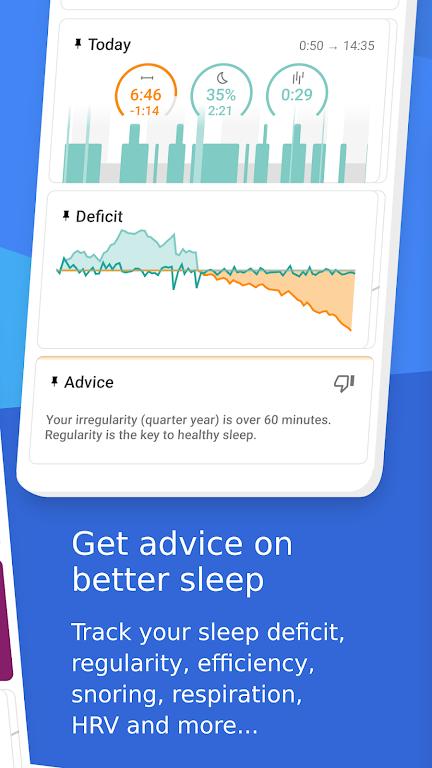 Sleep as Android Sleep cycle smart alarm  poster 2