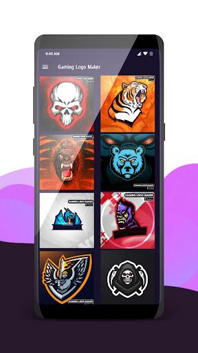 Gaming Logo Maker - Editable eSports Templates 5.0 Screenshots 5