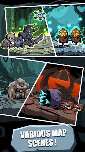 Tap Dungeon Hero:Idle Infinity RPG Game apktram screenshots 21
