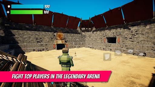 1v1Battle - Build Fight Simulator apkpoly screenshots 8
